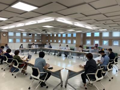 제2차 2020년 연차별 시행계획 모니터링 TF팀 회의